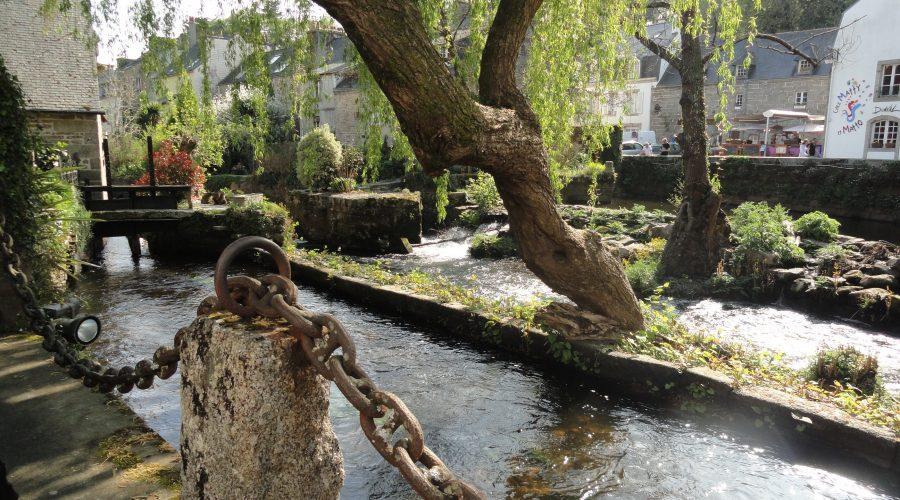 Pont-Aven, cité des peintres