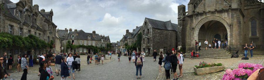 Locronan, petite cité de caractère
