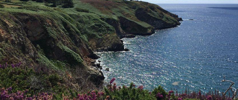 La Presqu'île de Crozon et ses nombreux paysages maritimes